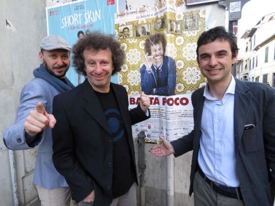 Basta Poco - 2015 con Andrea Muzzi e Massimiliano Galligani